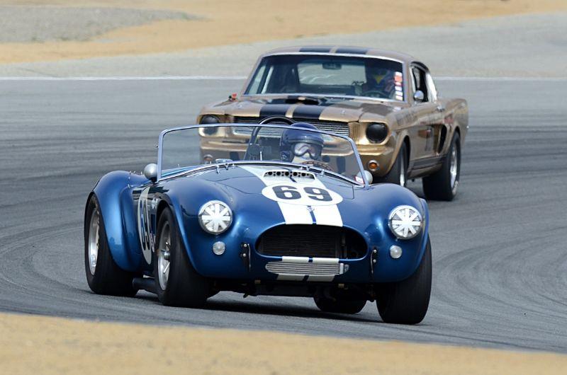 Nick Colonna's 1964 Shelby Cobra.