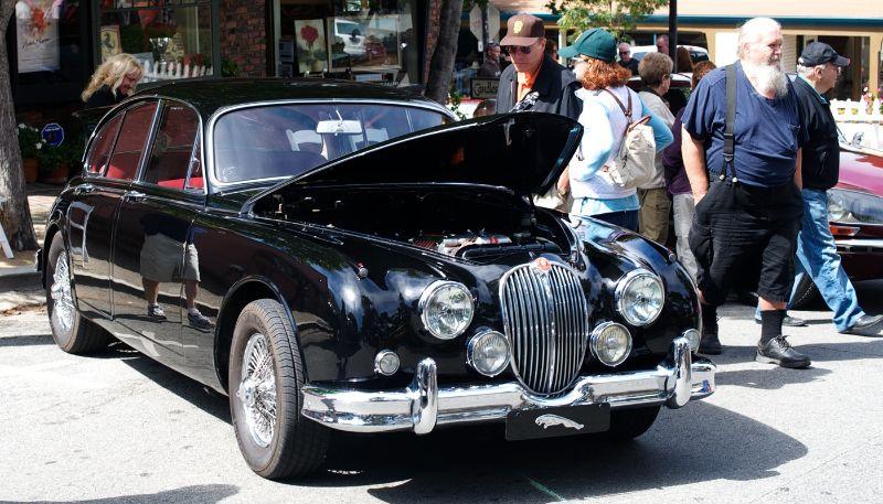 Jaguar 3.4 Mk II