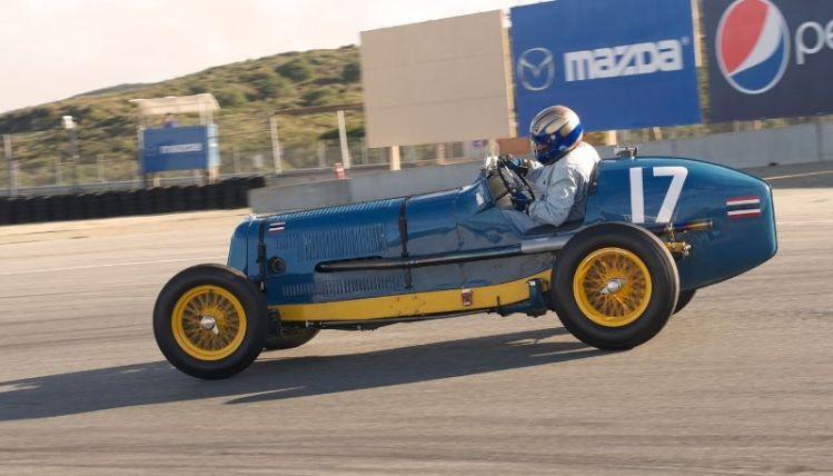 1925 ERA driven by Greg Whitten.