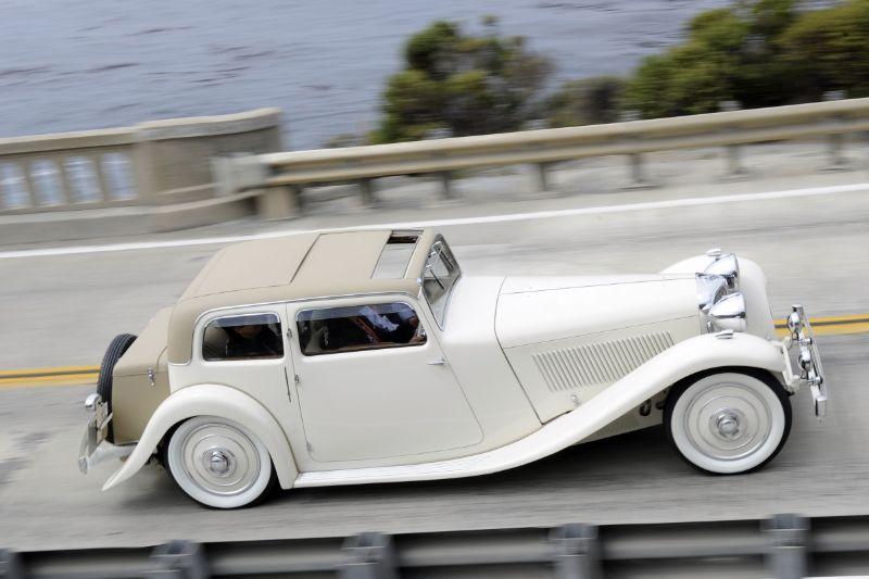 1932 Austro Daimler 635 Ambruster Sport 'Bergmeister' Cabriolet, Dr. Wolfgang Porsche