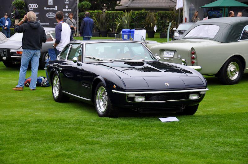 1969 Lamborghini Islero GTS, John Clark