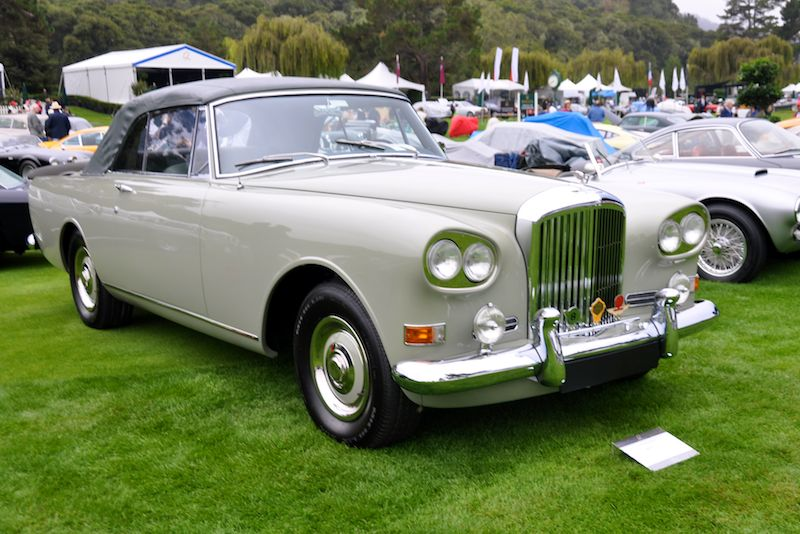 1964 Bentley Continental S3 DHC, Alexander Knapp-Voith