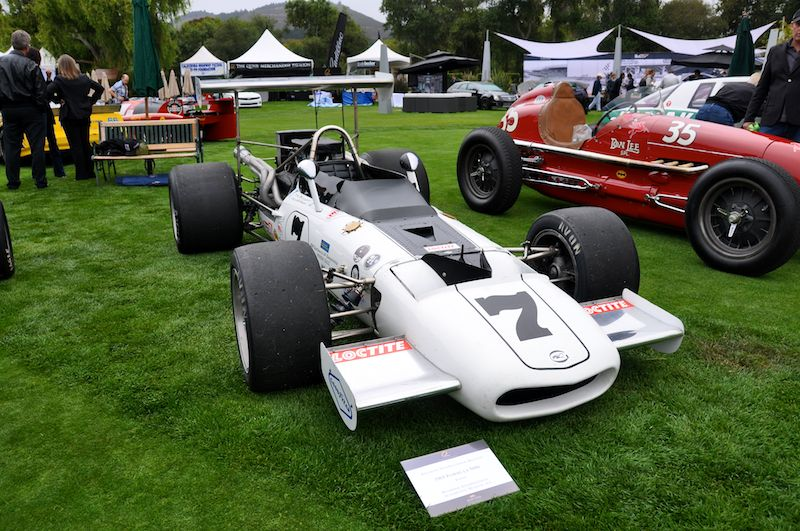 1969 Eagle F5000, Riverside International Automotive Museum