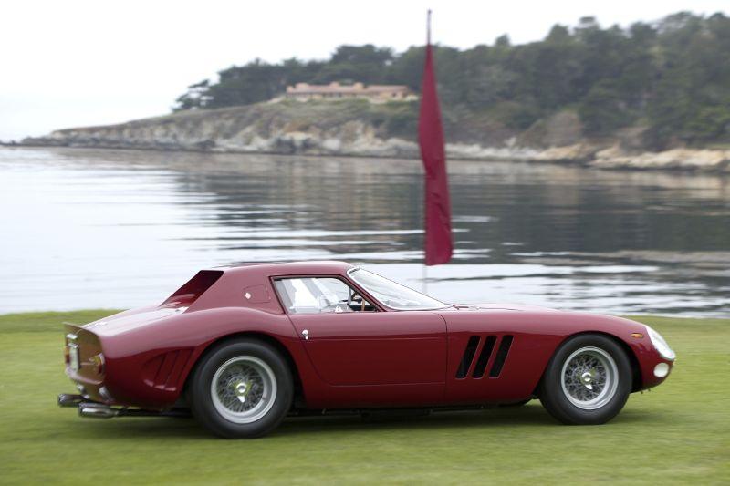 1962 Ferrari 250 GTO/64, Scuderia N.E.
