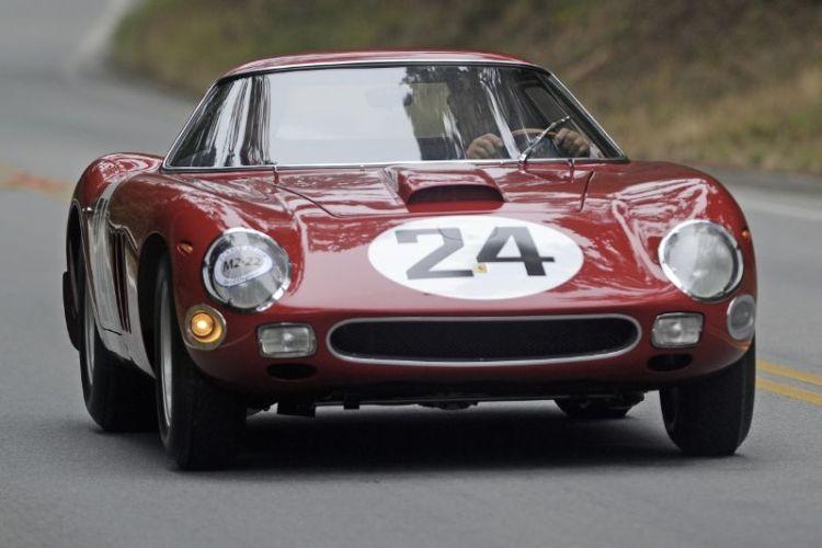 1964 Ferrari 250 GTO/64, Carlos Rhon