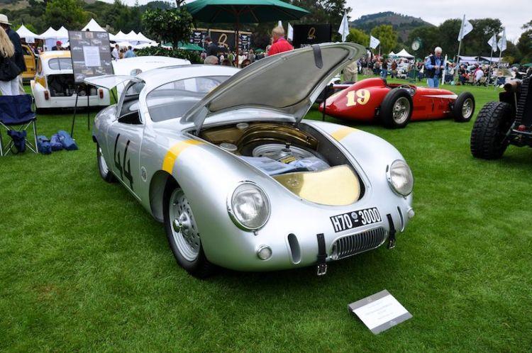 1952 Glockler Porsche Roadster, Herb Wysard