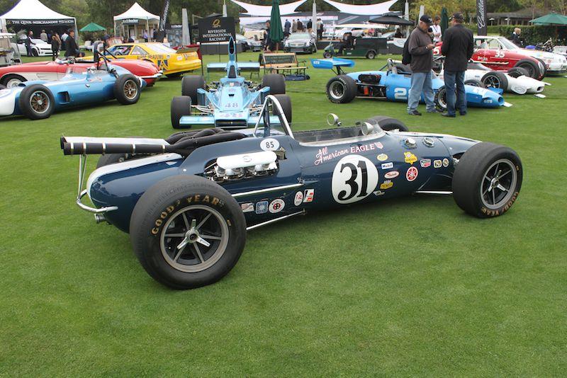 1966 AAR Eagle Indy Car, Riverside International Automotive Museum