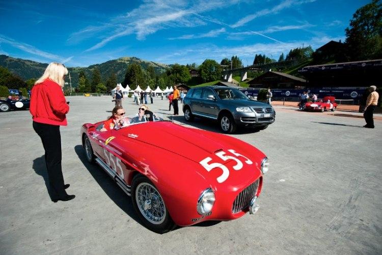 1951 Ferrari 212 Export Bar