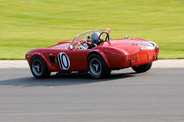 1963 Cobra 289, Sandy McNiel.