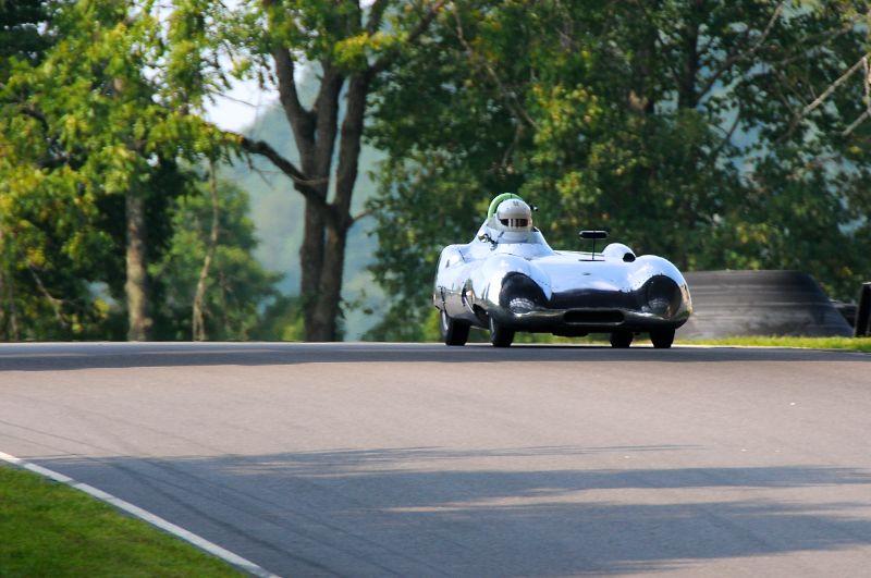 1957 Lotus Eleven, Vince Irwin.