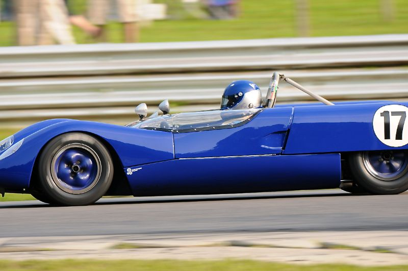 1963 Lotus 23,Mark Brannon., Roy Walzer.