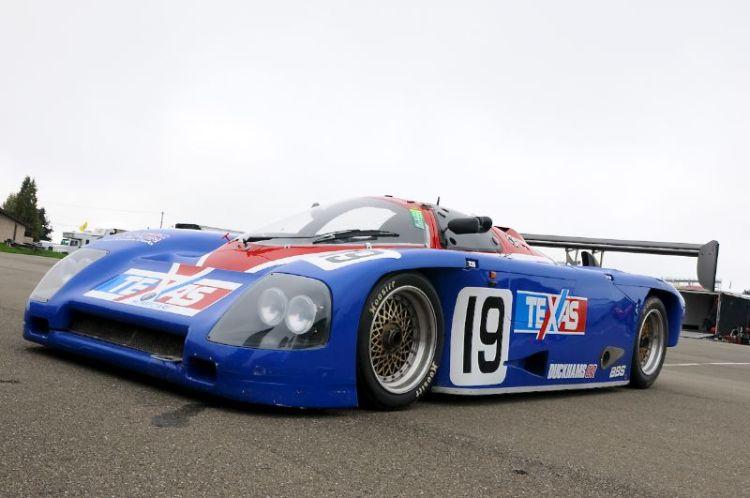 1988 Argo JM19C GTP1, David Baughman, Driven by Bruce Domeck.