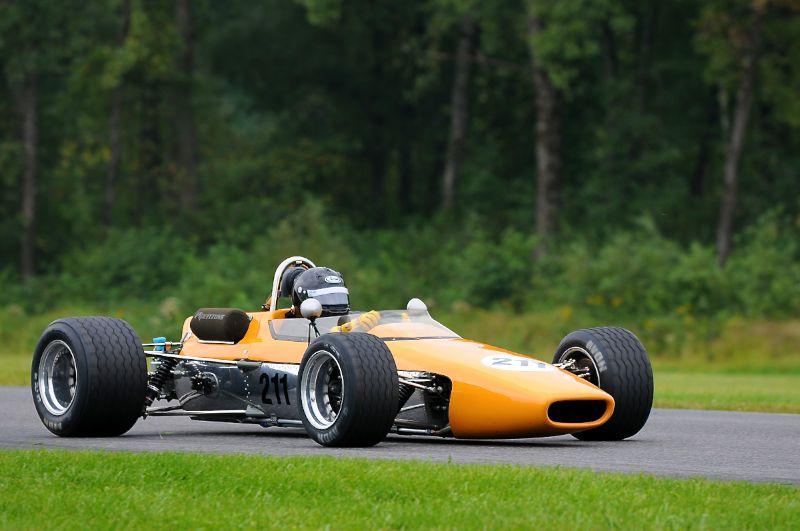 1968 McLaren M4, Duncan Dayton.