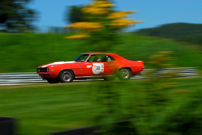 1969 Chevy Camaro Z28- Francis Stafiopilatis.