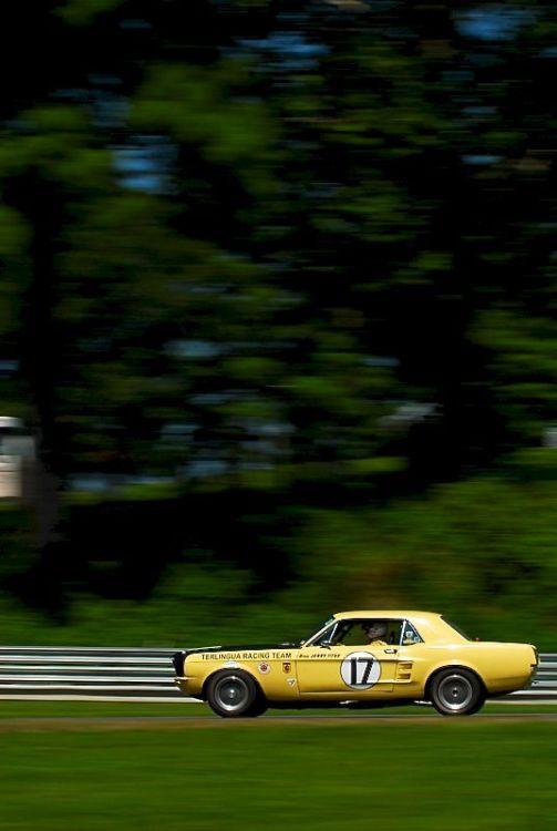 1967 Ford Mustang. Adam Simmonds.