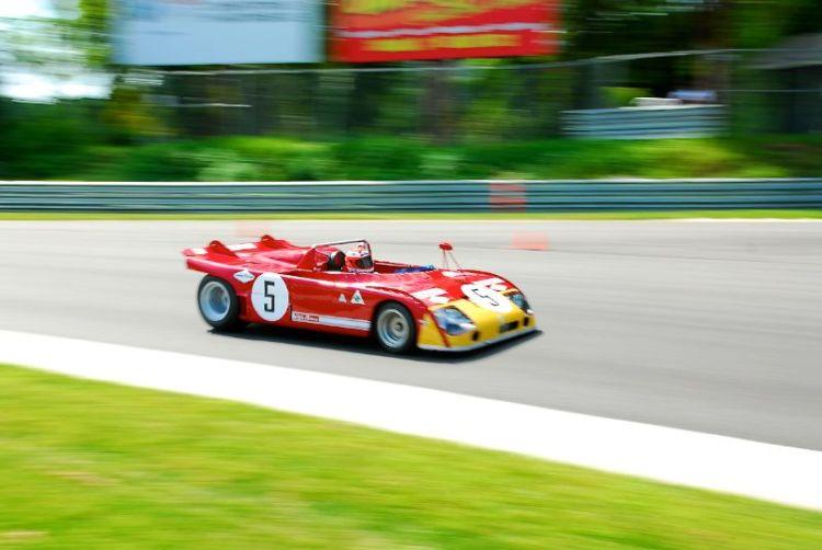 1972 Alfa Romeo 33TT- Joe Nastasi.
