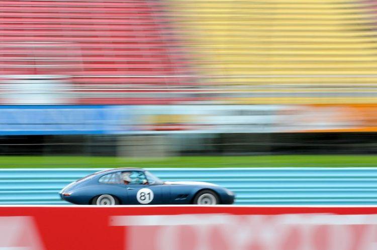 1966 Jaguar XKE- David Cannon.