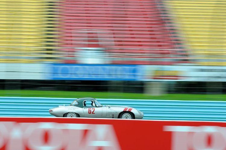 Jack Busch- 1962 Jaguar XKE.