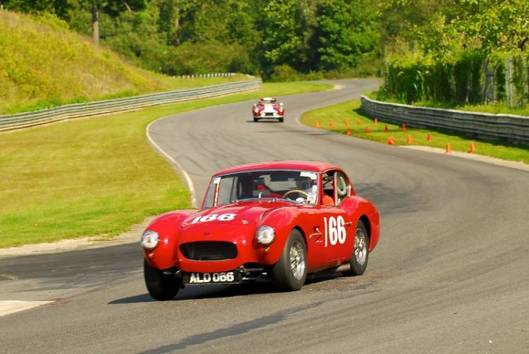 1958 Allard GT- Bob Girvin.