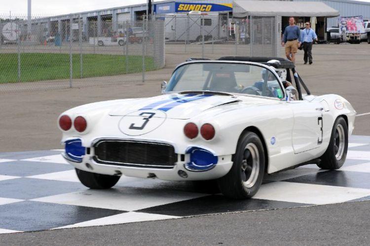 1961 Corvette- Frank Morelli.