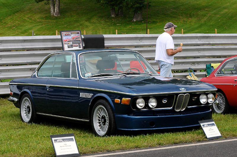 1970 BMW 2800CS- Tad Bryant.