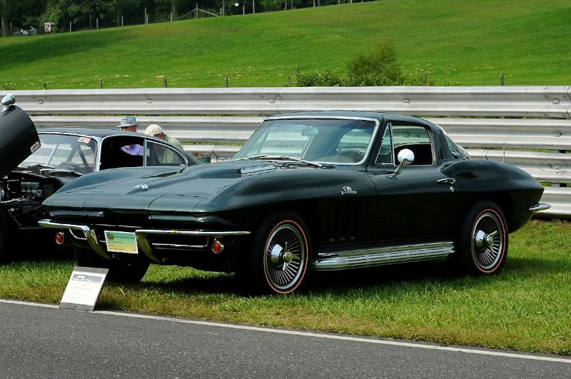 1965 Corvette Gus Padi.