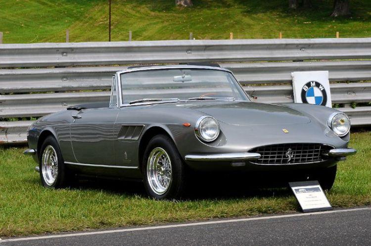 1967 Ferrai 330 GTS- Karen & Doug Cushnie.