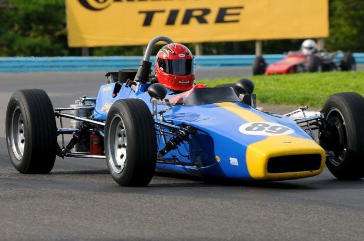 1970 Lola T200- Kurt Fisher.