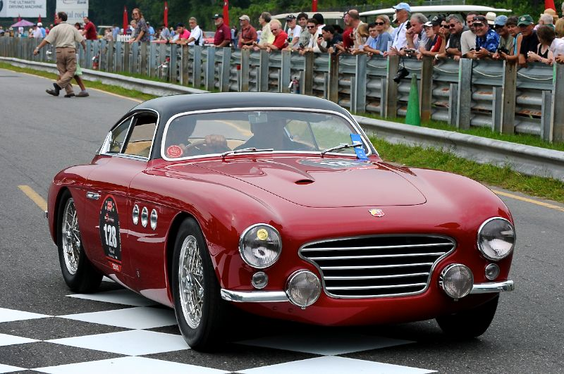 Class 13- 1950 Abarth 2005 Vignale- Edward Shraged.