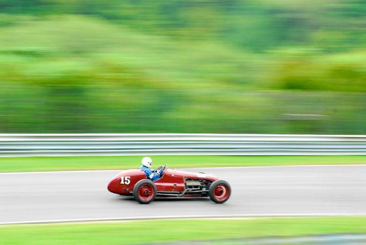 1935 Ford Indy, Richard Wait.