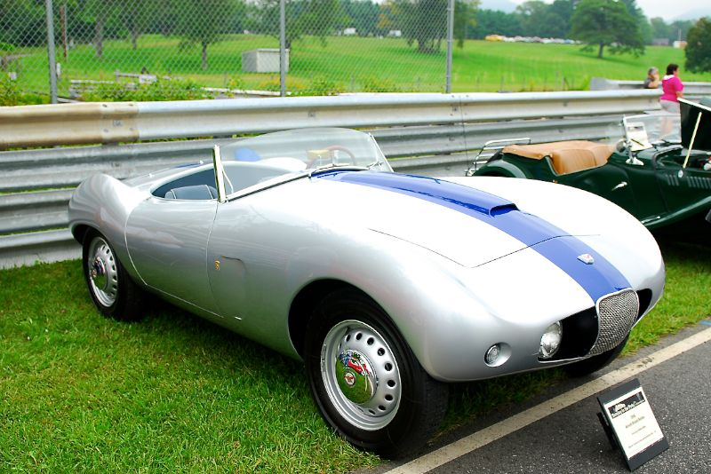 1954 Arnolt-Bristol Bolide. Stan Cryz..