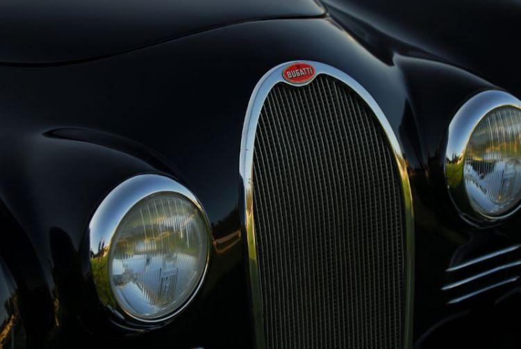 1951 Bugatti Type 101C- Mullin Collection.