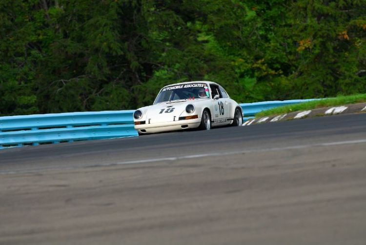 1968 Porsche 911- Jim Hamblin.