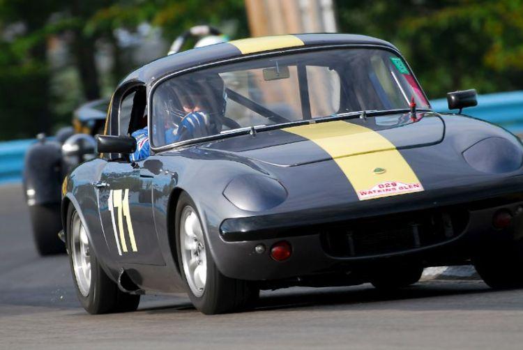 1964 Lotus Elan- Paul Schultz.