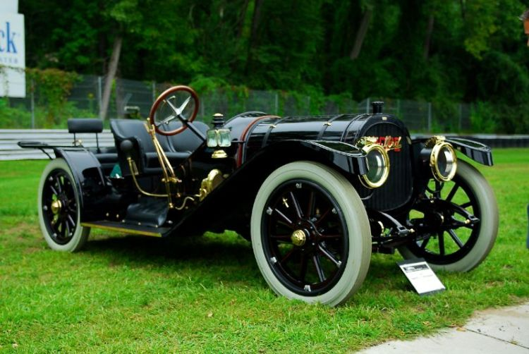 1911 Pope-Hartford Portola Roadster. Stewart Laidlaw.