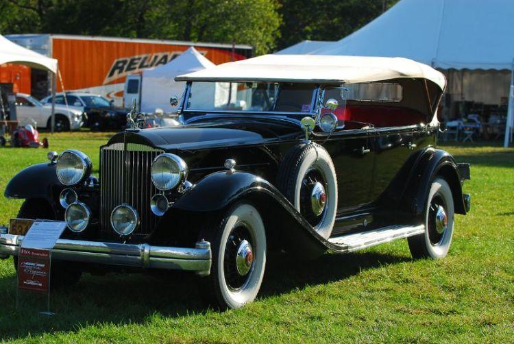 Packard Super 8- Ralph Marano.
