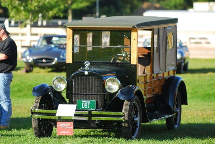 1927 Dodge Depot Hack- Corinne Dooley.
