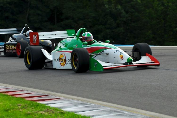David Porter- 1997 Lola T97/20.