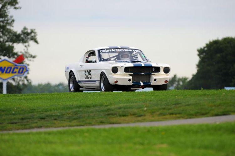 Russel Flynne- 1966 Mustang.