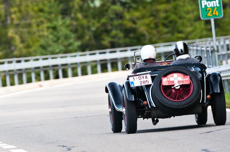 1931 Alfa Romeo 6C 1750 GS