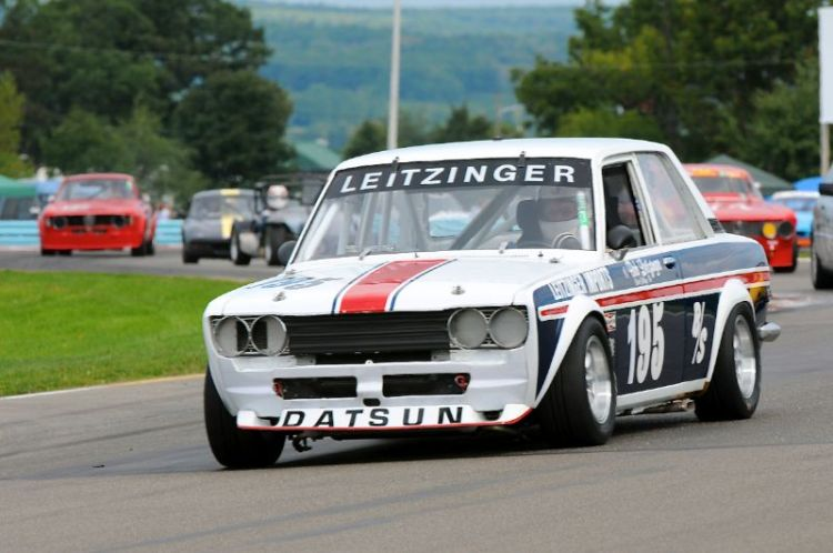 1970 Datsun PL510- Bob Leitzinger.