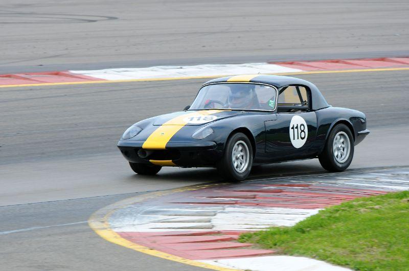1967 Lotus Elan- Keith Dunbar.
