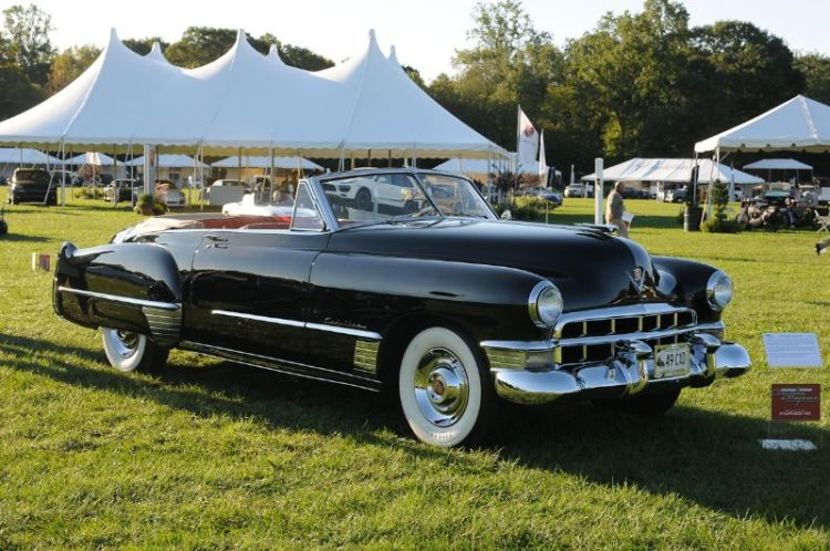 1949 Cadillac Series 62= Kevin Sullivan.