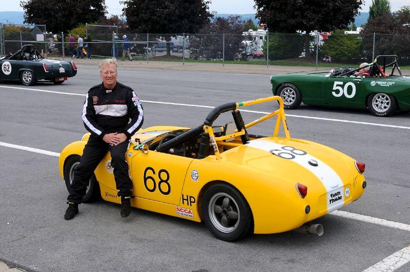 Gary Kropf- 1959 Austin-Healy Sprite.