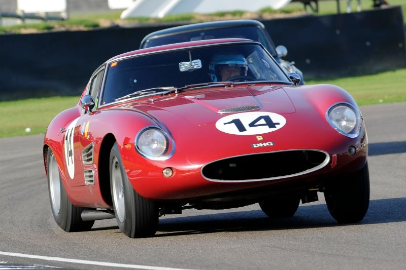 1960 Ferrari 250 GT Drogo - David Hart and Michael Bartels