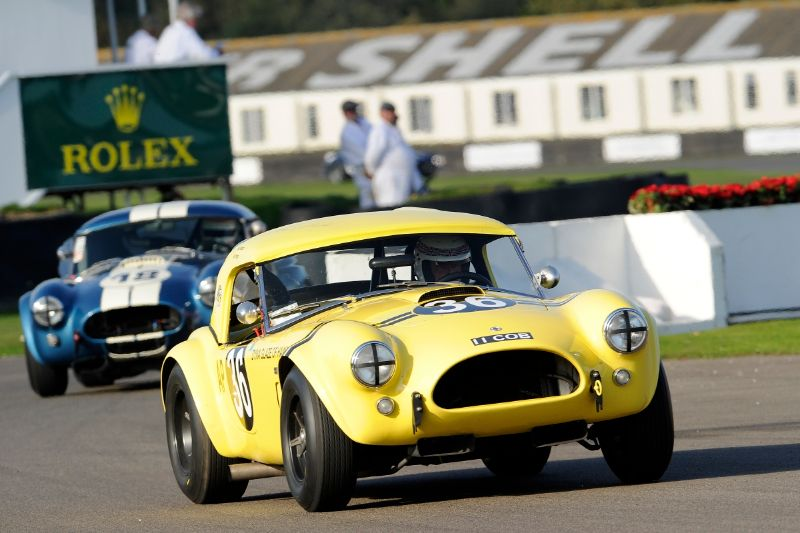 1963 AC Cobra - Bill Bridges and Brian Redman