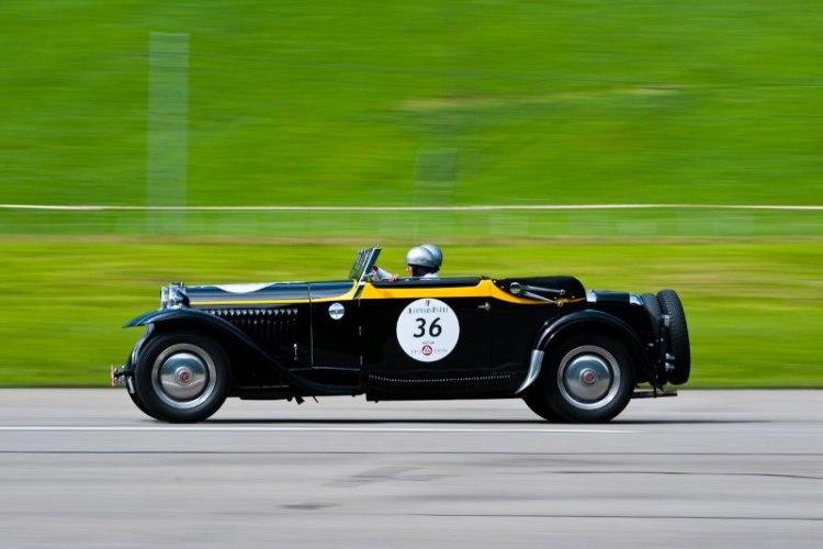 1933 Bugatti Type 50