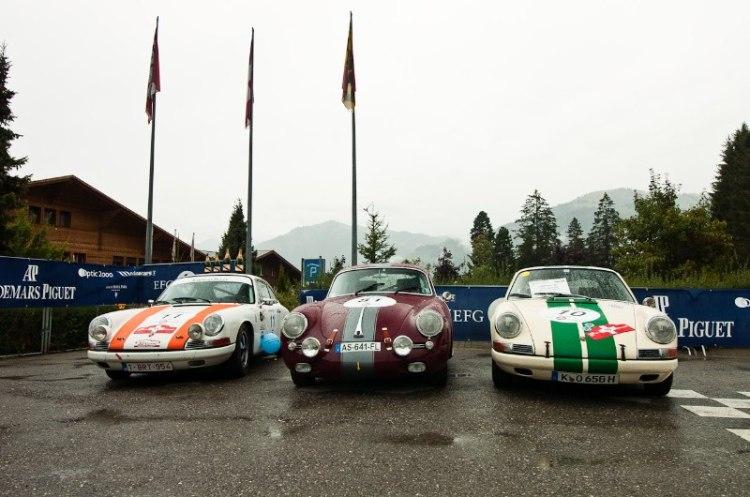 Porsche 911s frame earlier 356
