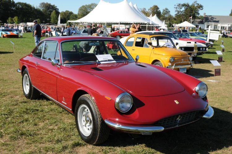 1969 Ferrari 365 GTC- Josh Lewis.