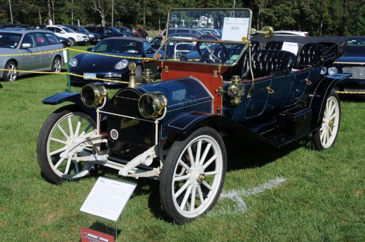 1911 Humpmobile- Carl Zellers.